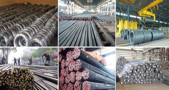 Giá sắt thép xây dựng mới nhất hiện nay 2018
