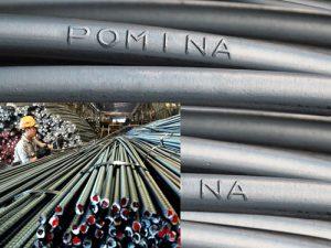 thép Pomina hiện nay 2018 trên thị trường