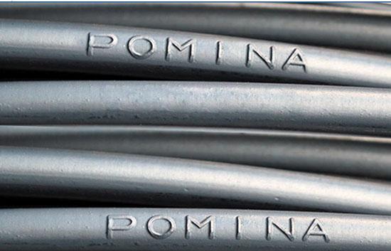 Thép tròn trơn phi12 của Pomina