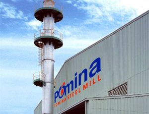 Nhà máy thép Pomina