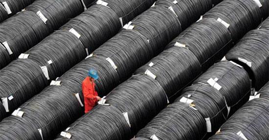 Một quy trình sản xuất Thép tại Việt Nam hôm nay trên thị trường 2017