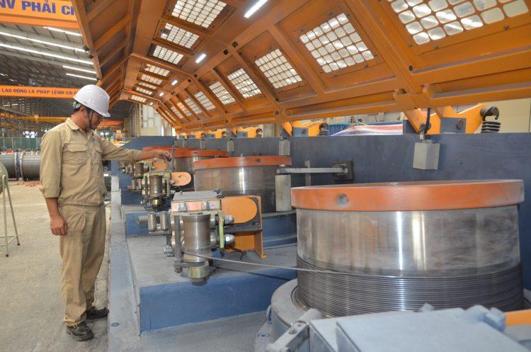 Quy trình sản xuất thép cuộn Hòa Phát nhanh tích cực thép cuộn 2018 hiện nay trên thị trường