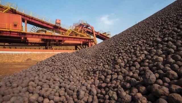 Quặng sắt thép trên thị trường hiện nay cuối 5/2018