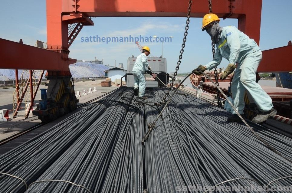 Giá sắt thép Hòa Phát 2018 hiện nay trên thị trường