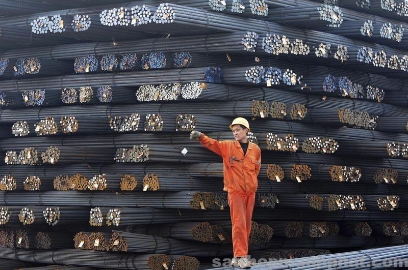 Giá sắt thép xây dựng hiện nay 2018 Nguồn: Trung Quốc Daily/Reuters.